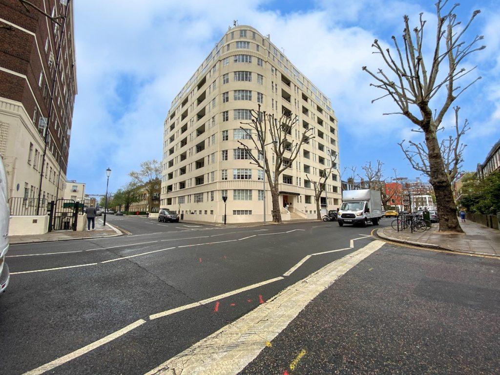 Sloane Avenue Mansions, Sloane Avenue, London
